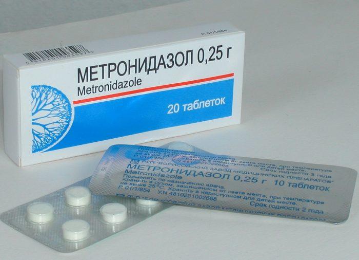 лечение амебиаза
