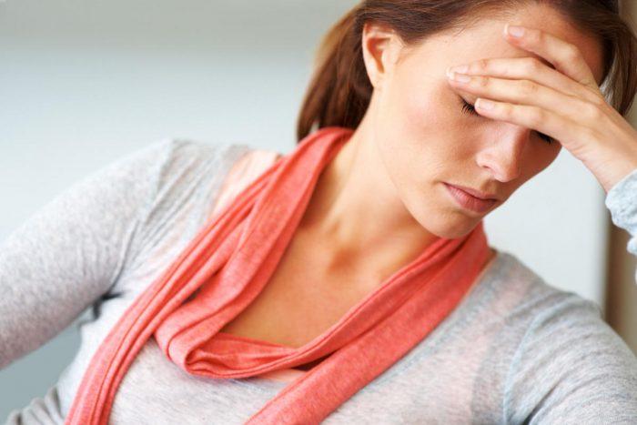 головные боли и усталость