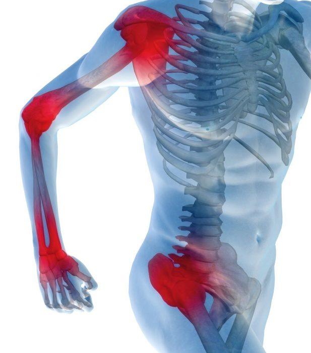 болезненность в мышцах и суставах