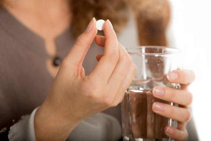 лекарство употребляют внутрь после еды