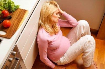 тревога при беременности