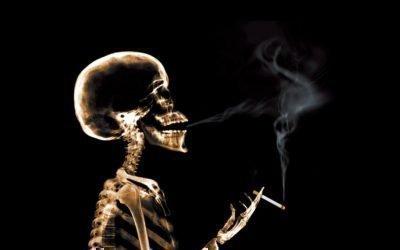 как влияет курение на мозг человека