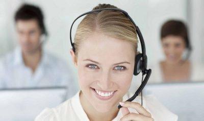 Работа по телефону