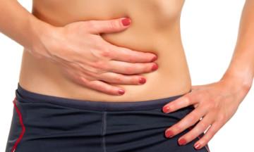 Боль опоясывающего типа в области желудка