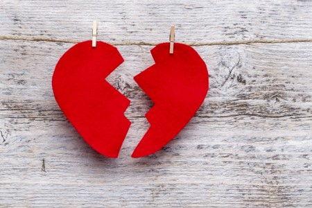 Разломанное сердце