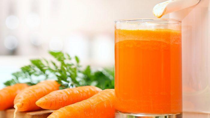 морковное очищение
