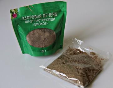 Расторопша для лечения печени: способы и правила применения