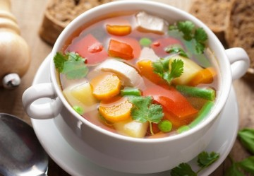 Супы при гастрите: рецепты и особенности приготовления