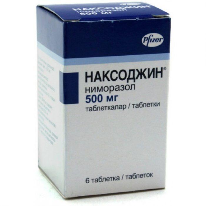 препарат наксоджин