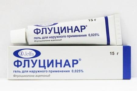 Упаковка и тюбик средства