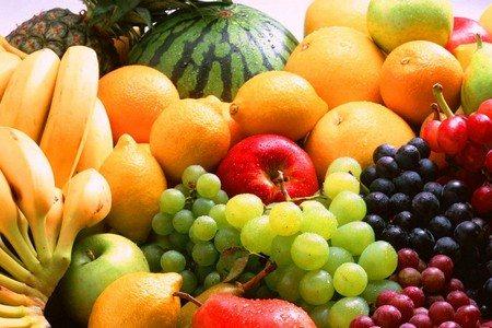 ягоды фрукты