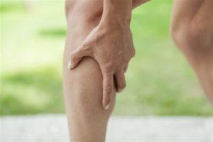 лечение судорог ног