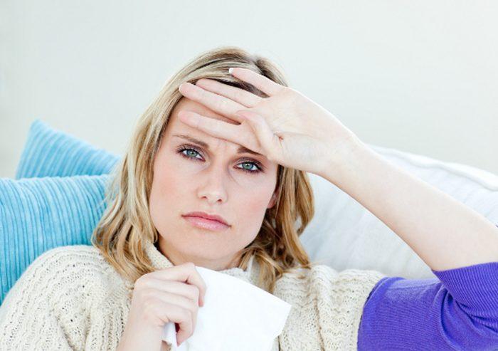 недомогание как при простуде