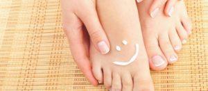 Основные методы воздействия на кожу пяток