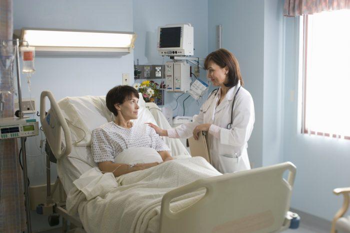 лечение в условиях стационара