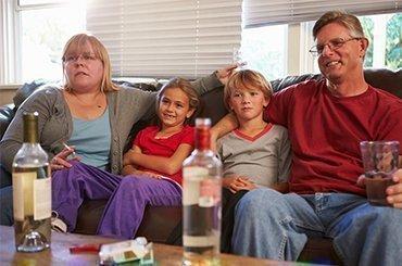 Пьющие родители