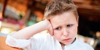 коррекция тревожности у дошкольников