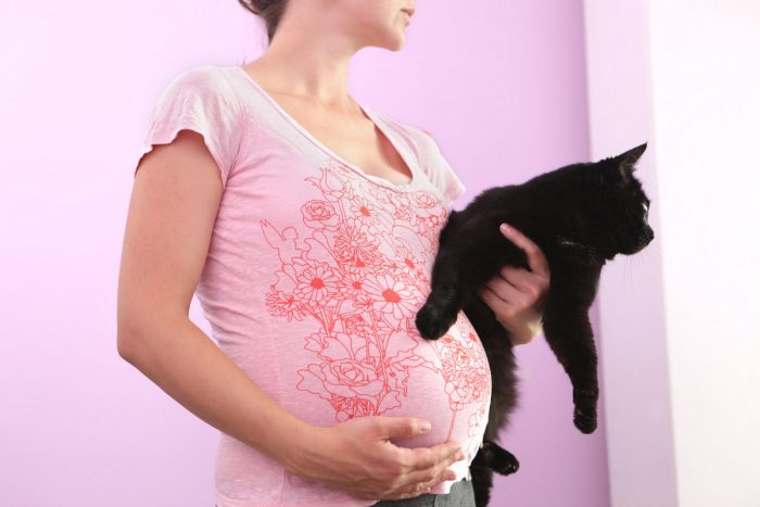 у беременной токсоплазмоз