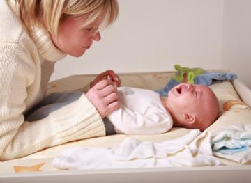 Запор у новорожденного: что делать