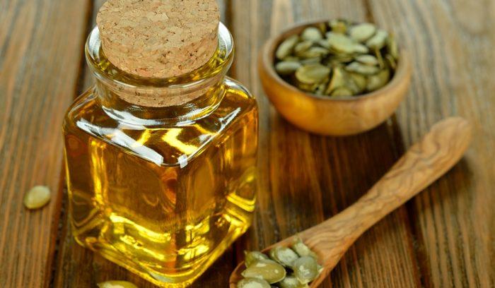 семена тыквы с медом