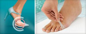Как выбрать пластырь от натоптышей, появившихся на ступнях