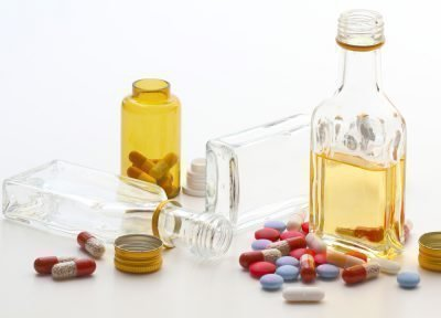 Алкоголь и таблетки