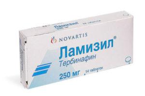 таблетки от грибка стопы