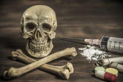 Последствия наркотиков