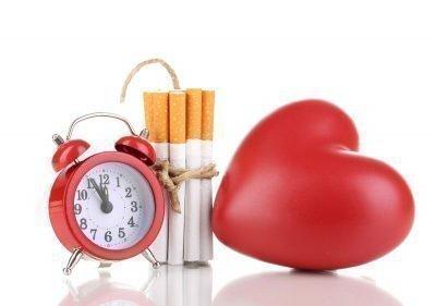 курение после инсульта